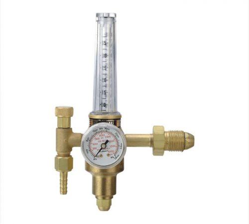 Argon Regulator with Flow meter